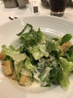 Caesar Salad in the MDR