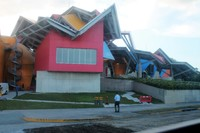 Museum we saw on the Panama Canal excusion