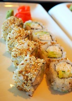 Sushi on Five - California Roll