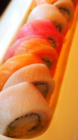 Sushi on Five - Rainbow Roll