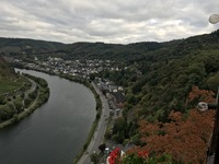 The river on the Rhine