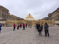 Trip to Versailles