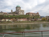 Scenic City along the Danube River