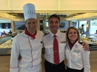 Chef, Cruise Director, & Chef