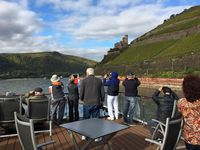 Cruising the Scenic Middle Rhine