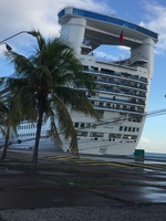Caribbean Princess in Aruba