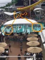 Look closely at the ACTUAL size of the pools... :-(