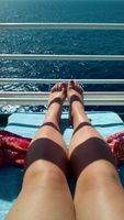 True relaxation on deck 12