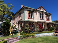 The Giants House in Akaroa