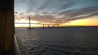 Skyway Bridge Tampa