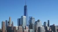 Cruising past WTC site....