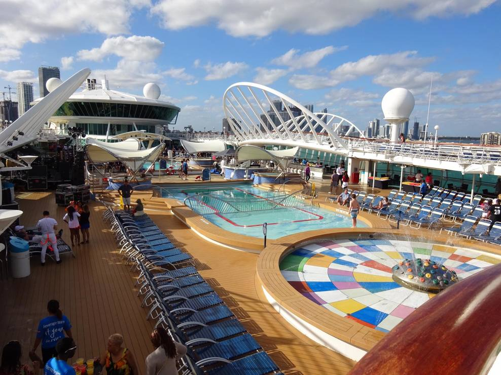 Ship on Royal Caribbean Enchantment of the Seas Cruise Ship - Cruise Critic