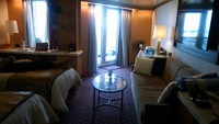 Inside our stateroom #8099