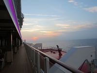 Sunset on the Waterfront, Deck 8