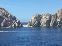 Cabo from cabin