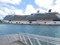 Celebrity Equinox in St Thomas