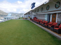 The Lawn Club on Celebrity Equinox