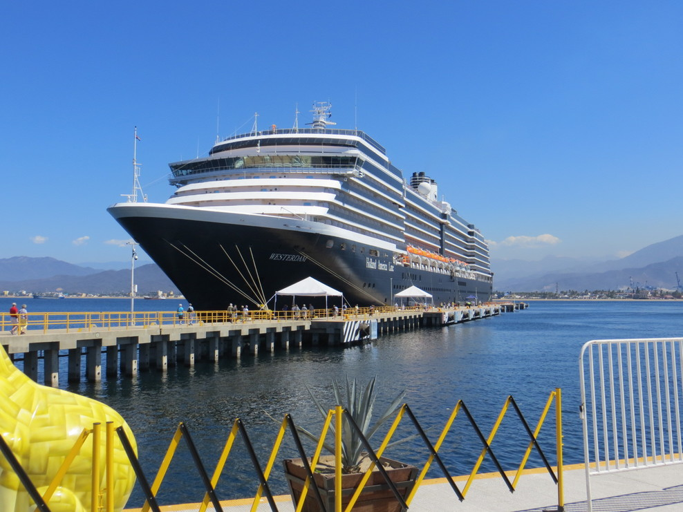 cruise ship holland america For example, holland america line currently owns fourteen ships these mid- size ships carry anywhere from 800 to 2,650 guests another one known as the  ms.