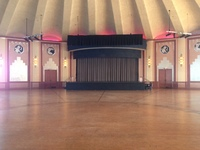 The ballroom in the Casino on Catalina.