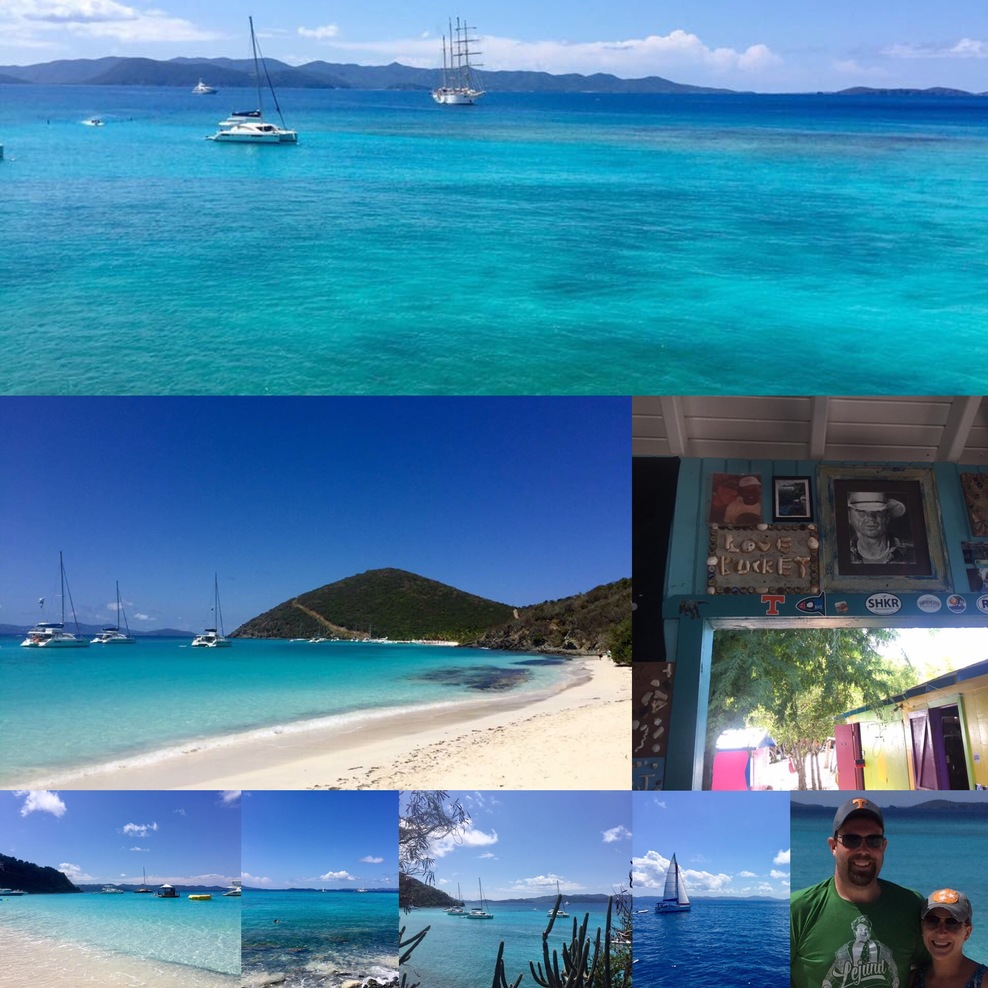 Tortola is GORGEOUS!!