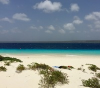 Bonaire--Klein Beach--excellent