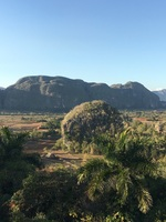 Vinales Valley on opposite end of Cuba from Havana.