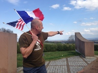 Tour Guide JOSEPH at the Colmar WWII excursion was the so knowledgeable and