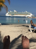 Ship labadee with some happy feet