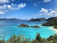 Trunk Bay St. John!