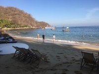 Las Caletas Beach excision out of Puerto Vallarta. A perfect day.