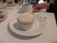 Our Favorite was the soufflé,  food is excellent!  don't like somethin