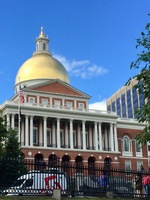 State House in Boston