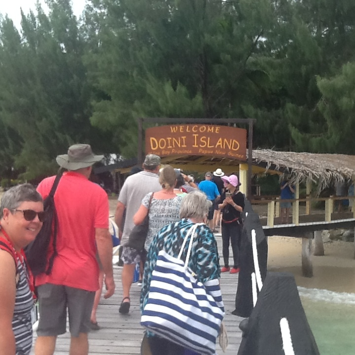 Welcome to Doini Island