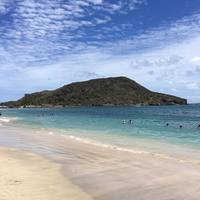 Beach on St. Kitts