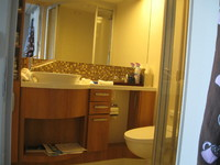 Bathroom- room 9167