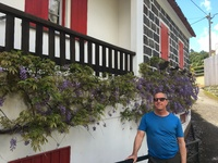Hanging in the Azores.