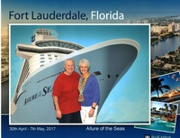Embarkation Allure of the Seas - Ft. Lauderdale - 4-30-2017