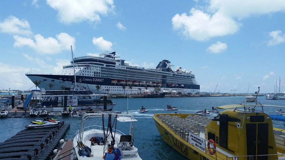 Great Ship Senior Citizens Celebrity Summit Review Cruise Critic - Summit cruise ship