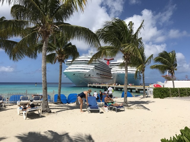 Beautiful day in Grand Turk