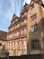 Heidelberg Castle... one of the most amazing places we visited, in my opini