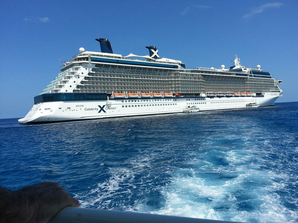 Celebrity Equinox - Cruise Ship | Vessel Tracking