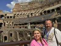 Rome, Italy- The Colosseum