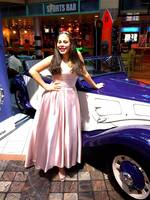 Beautifull picture of Sofia in her 15's birthday celebration at five fl