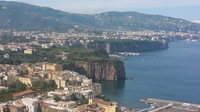 On the way to Sorrento