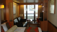 Our Balcony Cabin 10087