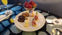 Cruise critic party hors d'oeuvres
