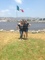 Ensenada with my Best Friend.