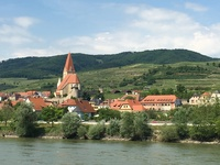 View from the Danube