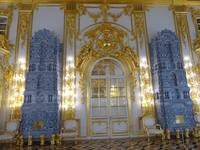 Catherine's Palace.  This was being built while Russians were starving.