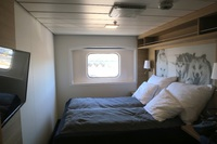outside Arctic Superior Cabin at deck 5 board side